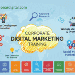 Why Choose Digital Marketing Course In Pune With Darshan Sonar Digital